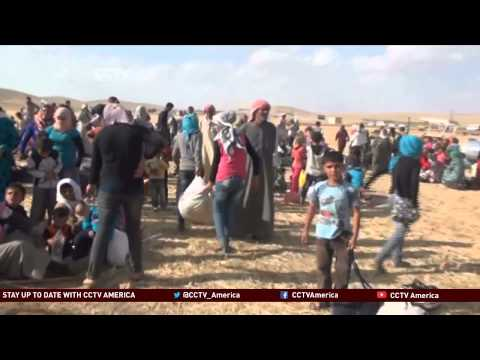 130,000 more (Syrians) seeking refuge in Turkey  9/22/14