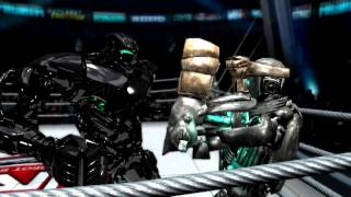 REAL STEEL Game Promotional Trailer (US)