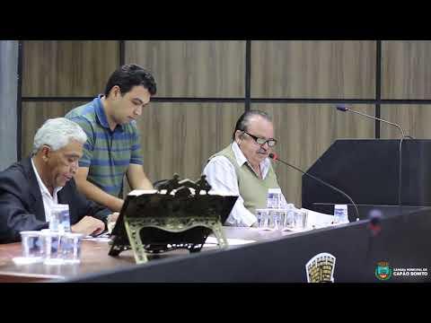 Sessão da Câmara Municipal do dia 06 de Novembro de 2017
