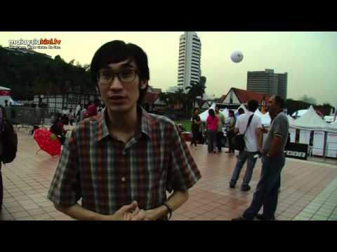 Before the 'breakup': Occupy Dataran