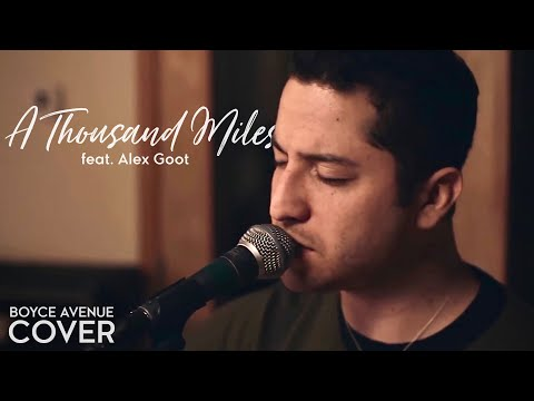 Vanessa Carlton - A Thousand Miles (Boyce Avenue feat. Alex Goot acoustic cover) on iTunes