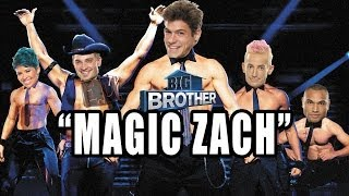 """Magic Zach"" - Big Brother 16 Movie Trailer Parody - Zach Rance BB16 : Evil Duo TV"