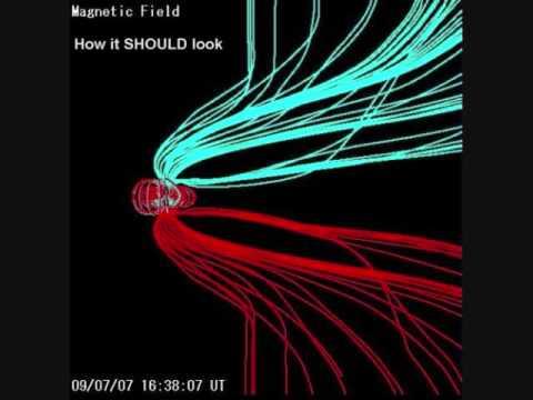 Magnetosphere's Magnetic Reversal - December 2, 2009