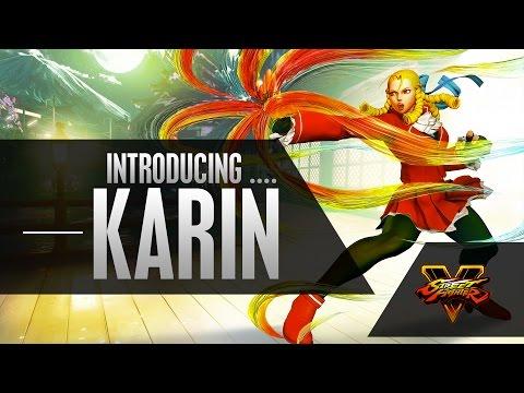 SFV: Character Introduction Series - Karin - UCPGuorlvarThSlwJpyTHOmQ