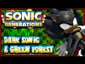 Sonic Generations PC - Dark Super Sonic & Green Forest Mods