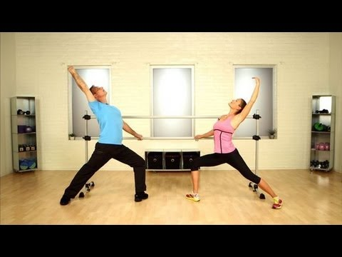Ballet Workout | Toning Legs and Core | Fit How To