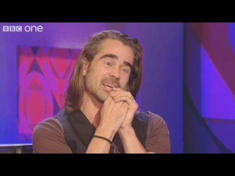 Colin Farrell Turned Down by Dame Eileen Atkins - Friday Night with Jonathan Ross - BBC One