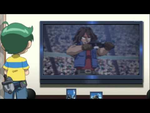 Metal Fight Beyblade Explosion 81- The Daylight Street Battle (FULL)