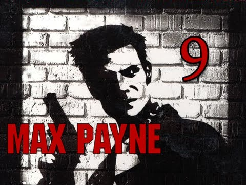 Max Payne Walkthrough - Part 9 Ragna Rock  (Gameplay / Commentary)