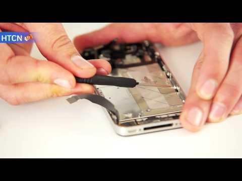 Remplacer écran iPhone 4S. Notice et tuto de démontage et remontage