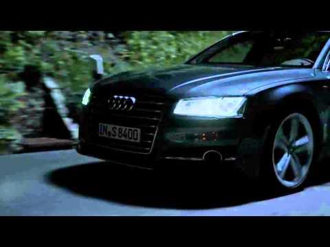 Die neuen Audi Matrix LED-Scheinwerfer