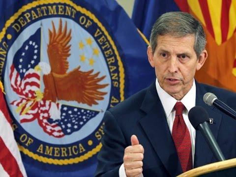 VA Chief: 18 Vets Left Off Waiting List Have Die  6/5/14   (Veterans)