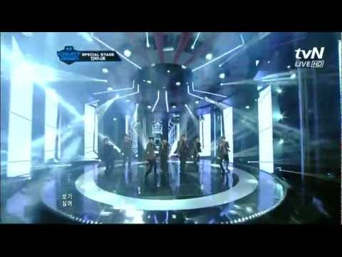 Infinite Special Stage - Be Mine & 'Lately' #7 111229