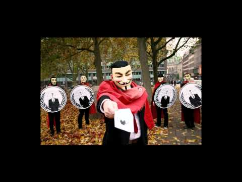 Anonymous - The First Message of 2012