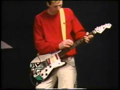 Adrian Belew Electronic Guitar Instructional Video, lesson