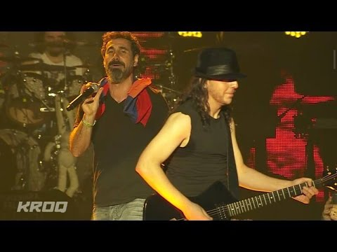 System Of A Down - Live KROQ Almost Acoustic Christmas 2014