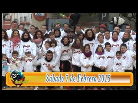2015 02 17 CANET D EN BERENGUER BOU DE SANT ANTONI JOSE LUIS MARCA por la tarde