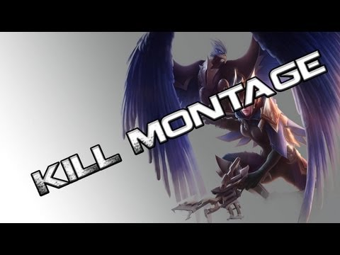 League Of Legends - Quinn and Valor Kill Montage