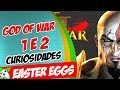 God Of War 1 E 2 Easter Eggs E Curiosidades