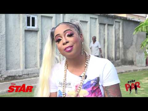 STAR COMMUNITY PAR: Dancehall artiste Lisa Hyper says the Gaza 'tough love' moulded her