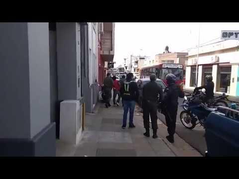 Detenido se escapó mientras lo trasladaban a tribunales y Gendarmería lo capturó