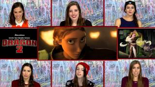 "CIMORELLI ""How to Train Your Dragon 2"" Trailer Reaction"