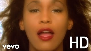 Whitney Houston avec le single Run To You - CLIP OFFICIEL