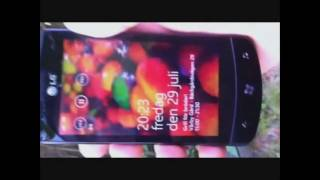 Windows Phone 7 Mango HTML5