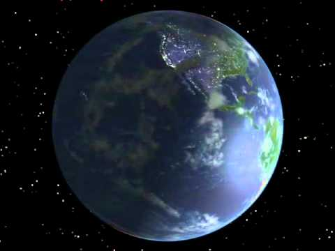 Earth From Space -hALtHnu4WEo
