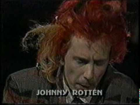 Johnny Rotten Interview - MTV 120 Mins 1987
