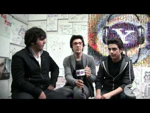 Il Volo - The New Now Yahoo Interview