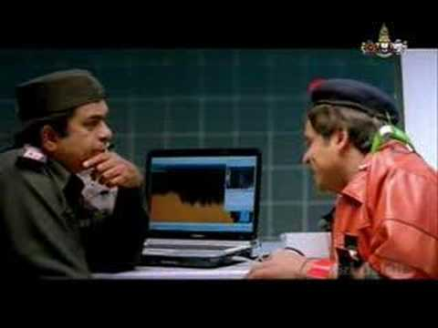 Brahmanandam Lie-detecting Ali