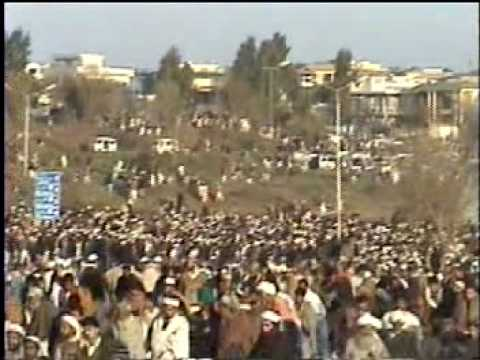 Janaza of Pir naseerud din sb of Golra Sharif part-6
