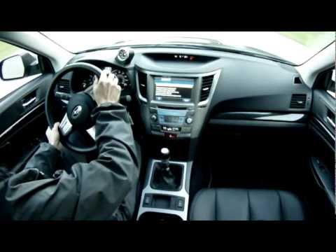 2011 Subaru Legacy 2.5 GT - WINDING ROAD Quick Drive