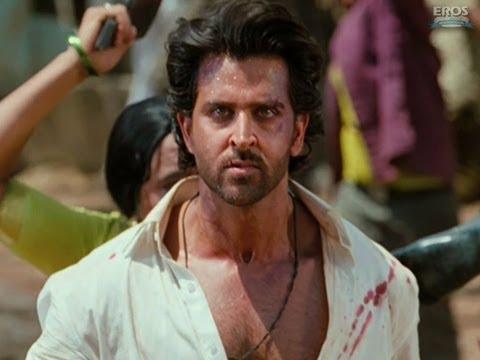 Hrithik brutally kills Rishi Kapoor - Agneepath