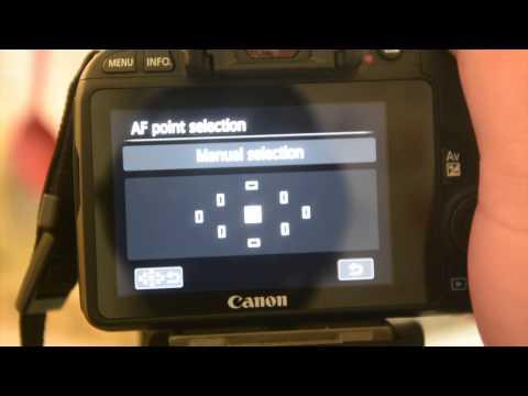 شرح نقاط الفوكس او نقاط التركيز في الكاميرا