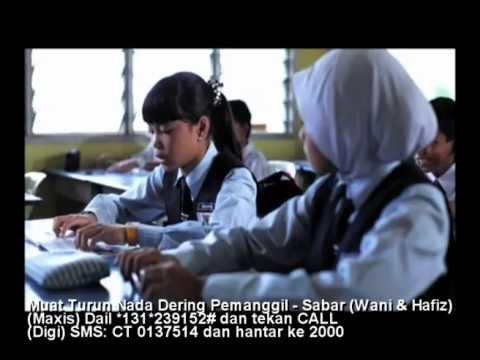 SABAR -- Wani Kamilah Bintang dan Hafiz (Official Music Video)