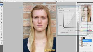 FACEBOOK! MYSPACE! Photoshop tutorial for making profile pictures better