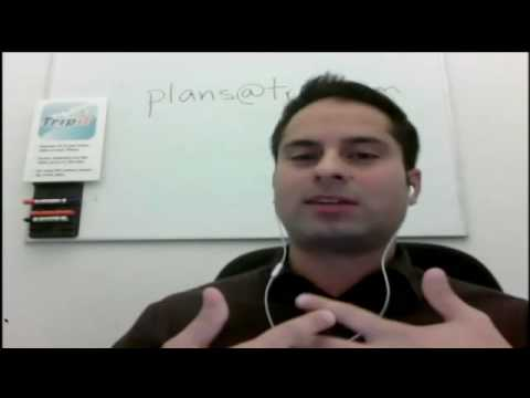 Android App of the Week: Hootan Mahallati presents Tripit