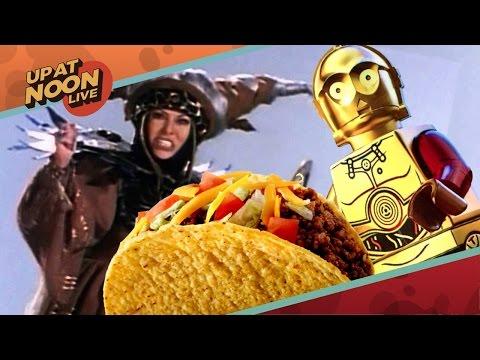 Power Rangers Movie Casting, Taco Bell Pre-Orders, and LEGO Star Wars Returns - UCKy1dAqELo0zrOtPkf0eTMw
