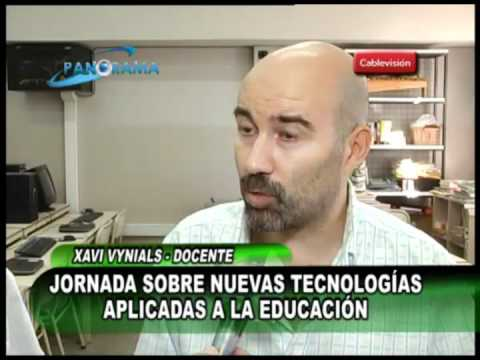 Jornada sobre las nuevas tecnologías aplicadas a la educación