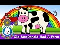 Old MacDonald Had a Farm - Nursery Rhymes