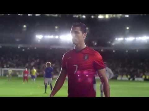 رونالدو ونيمار وروني يشاركون في أحدث إعلان لنهائيات كأس العالم