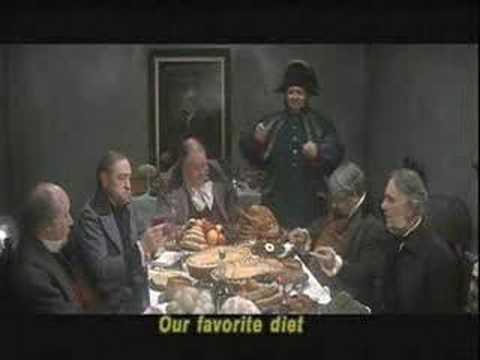 Oliver! - Food, Glorious Food