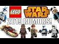 2019 LEGO STAR WARS RUMOR LIST! - Are These Real?