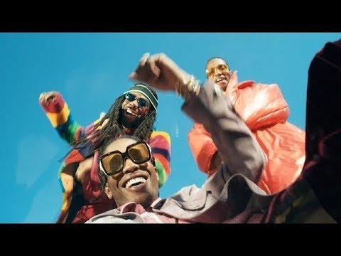 Gilligan (Feat. A$AP Rocky & Juicy J)