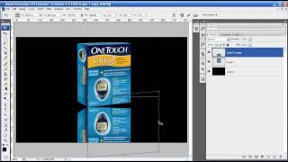 Photoshop Tutorial - Episode 15 - Advanced Mirror/Reflection Effect