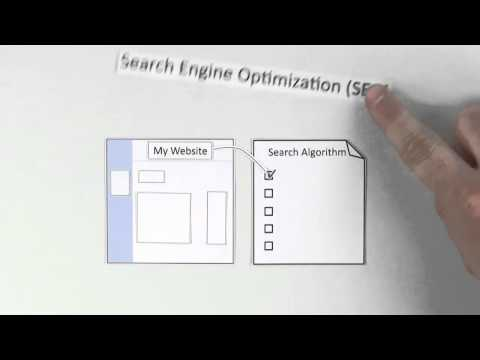 Video: What Is Search Engine Optimization / SEO In 3 Minutes