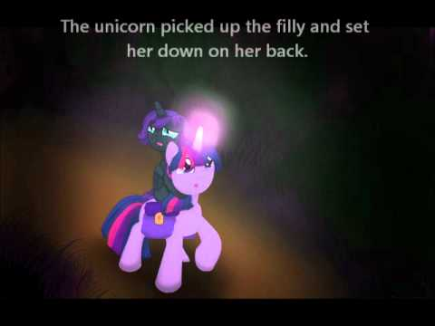 Pony Musical Storybook - A Nyx in the Thicket