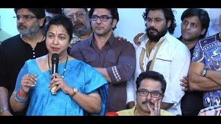 Watch Radhika's Speech about Vishal Creates More Tension Red Pix tv Kollywood News 09/Oct/2015 online